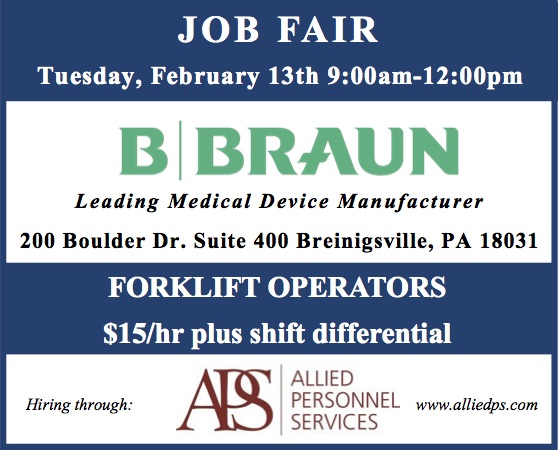 Braun Job Fair 2-13-18